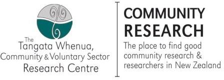 Community Research Logo